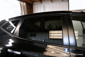 car glass tinting